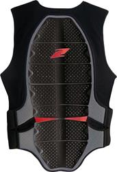 ZANDONA SHARK Jacket Gilet schwarz XL