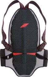 ZANDONA SHARK Rückenprotektor 8 Schuppen schwarz XS