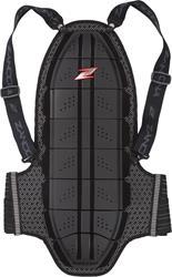 ZANDONA SHIELD Evo Rückenprotektor 8 Sch. schwarz XL