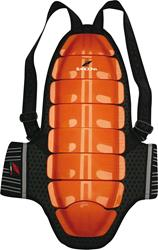 ZANDONA SHIELD Rückenprotektor 7 Sch. oragne M