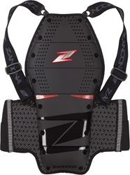 ZANDONA SPINE Rückenprotektor 6 Sch. schwarz M