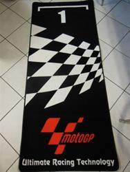 Teppich Moto GP