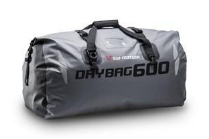 Bild von Drybag 600 Hecktasche. 60 l. Grau/Schwarz. Wasserdicht.