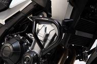 SW-MOTECH Sturzbügel. Schwarz. Honda CB500X (16-).