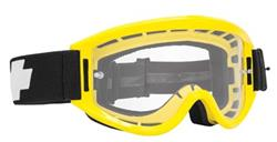 BREAKAWAY MX Goggle YELLOW - CLEAR w/ POSTS online kaufen