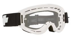 BREAKAWAY MX Goggle WHITE - CLEAR w/ POSTS online kaufen