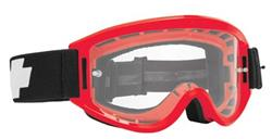BREAKAWAY MX Goggle RED - CLEAR w/ POSTS online kaufen