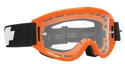 BREAKAWAY MX Goggle ORANGE - CLEAR w/ POSTS online kaufen
