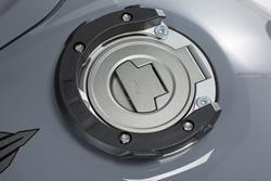 EVO Tankring. Schwarz. Yamaha YZF-R1 / R3 (15-), MT-10 (16-).