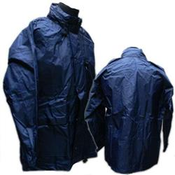 Regenjacke dunkelblau XS