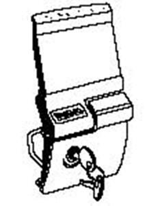 Bild von Schließmechanismus unten SH30/32/39 alt
