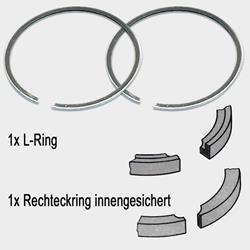 Ko-RingSet Metrak. L+R/IS 46,0 x 2,0/1,5