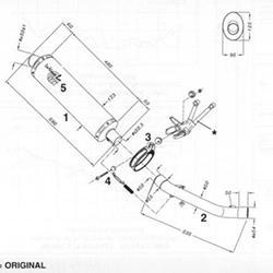 LeoV Titan oval GSF600Bandit