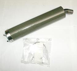 GIAN Carbondämpfer RS50`99-00