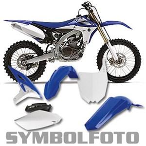 Bild von PlastikKit YZ450F `10-13 blau/weiß/sw