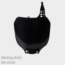 StartNrTafel RM125/250/RMZ450-06 schwarz