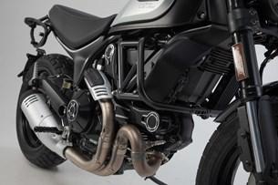 Bild von Sturzbügel. Schwarz. Ducati Scrambler (14-) / Sixty2 (15-).