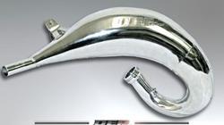 DEP Auspuffbirne 2-Takt KTM 125/150 SX 16-17 / XC-W 125/150 17 Nickel
