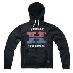 Honda Original Vintage Hoodie TEAM BLACK NEU -40% Kapuzen Pullover Sweater L,XL,XXL