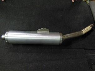 Bild von Auspuff IV Yamaha YZF-R6 Bj: 1999-2002
