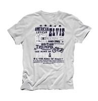Triumph Elvis Poster T-Shirt