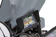 Geräte-Blendschutz BMW Navigator IV + Garmin Zumo 660