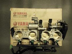Einspritzleiste/ Drosselklappen Yamaha YZF-R1 Bj: 2009-2014 RN22