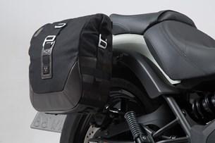 Bild von Legend Gear Seitentaschen-System LC. Kawasaki Vulcan S (16-).