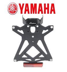 LighTech Kennzeichenhalterung KIT Yamaha MT-09 2013-2016