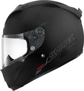 Bild von SHARK RACE-R PRO BLANK matt schwarz XS