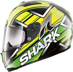 Bild von SHARK RACE-R KRISTO schwarz/grün/gelb S