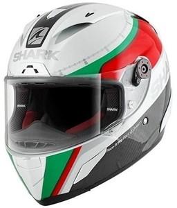 Bild von SHARK RACE-R PRO Carbon Racing Division grün/weiss/rot S