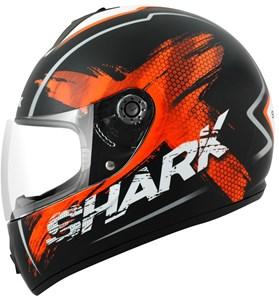 Bild von SHARK S600 EXIT matt sw./orange/weiss M