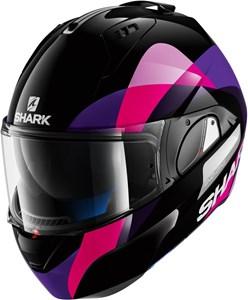 Bild von SHARK EVO-ONE PRIYA schwarz/pink/violett M