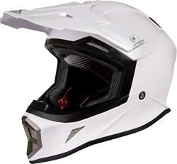 SHOT STRIKER SOLID Helm weiss M