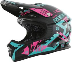 SHOT XP-4 TROOPER mint/neon pink L