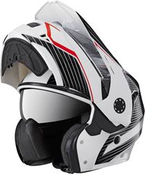 CABERG TOURMAX SONIC weiss/schw. graphic S