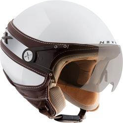 NEXX X60 ICE weiss/braun L