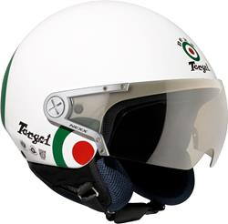 NEXX X60 TARGET ITALIA weiss/grün/rot S