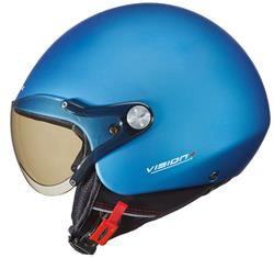 NEXX SX.60 VISION PLUS turquoise blau glanz S