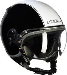 IOTA DP04 RUN schwarz/weiss XL