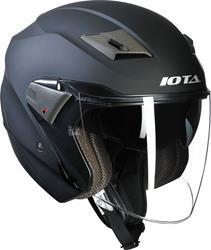 IOTA OP06 WICK matt schwarz XL