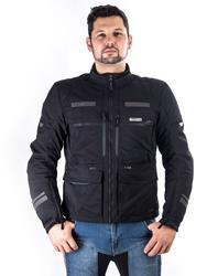 MACNA CONCRETE Textiljacke schwarz L
