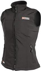 MOBILE WARMING CHOLE J12W04 Damen Veste schw. XS