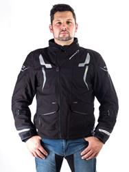 MACNA IMPACT Textiljacke schwarz L