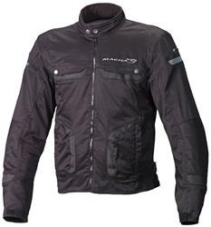 MACNA COMMAND Textiljacke schwarz XL