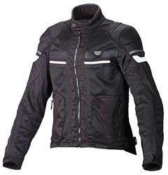 MACNA RUSH Damen Textiljacke schwarz L