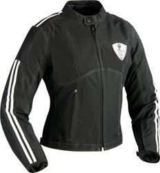IXON IRIS Damenjacke schwarz/weiss XL