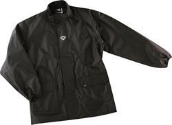 IXON FOG Regenjacke schwarz XL