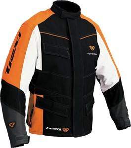 Bild von IXON AUTOMATIC Jacke schwarz/orange/weiss XL